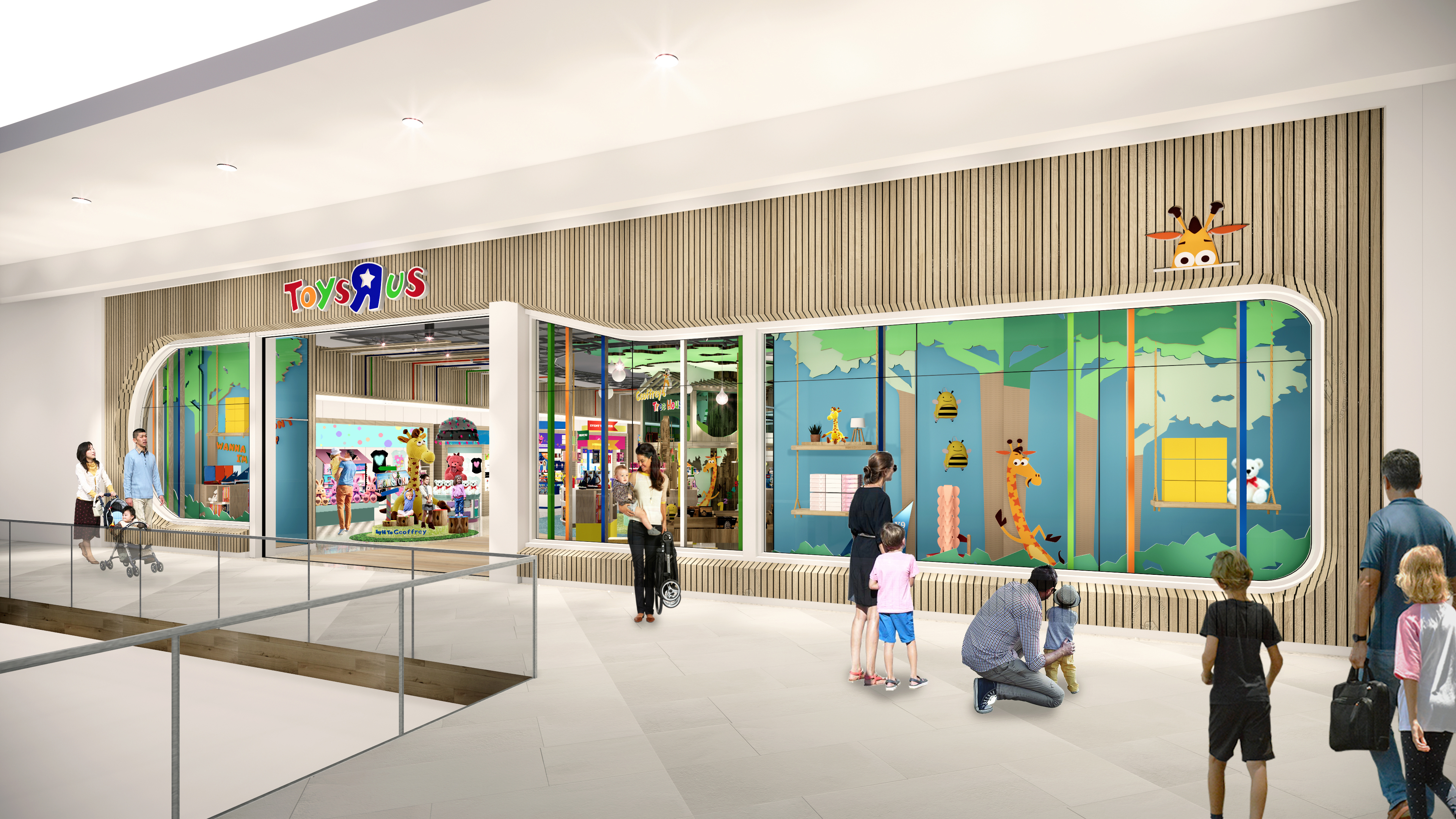 """Toys""""R""""Us is back, and it's powered by b8ta."""